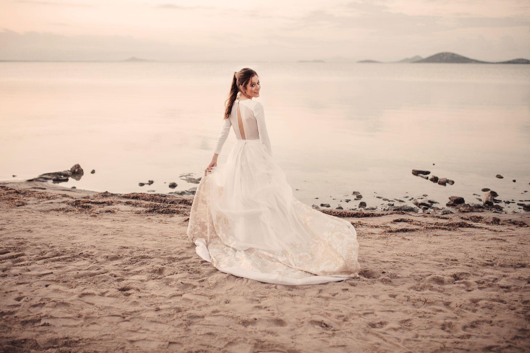 perfect bride wedding dress la manga