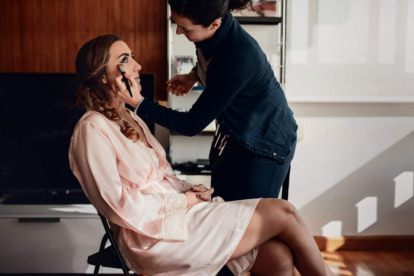 perfect bride make up