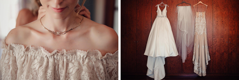 detalle vestidos joyeria collar armario wedding outfit