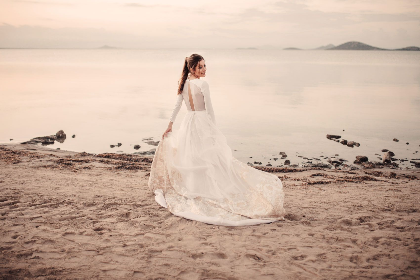 perfect bride wedding dress la manga