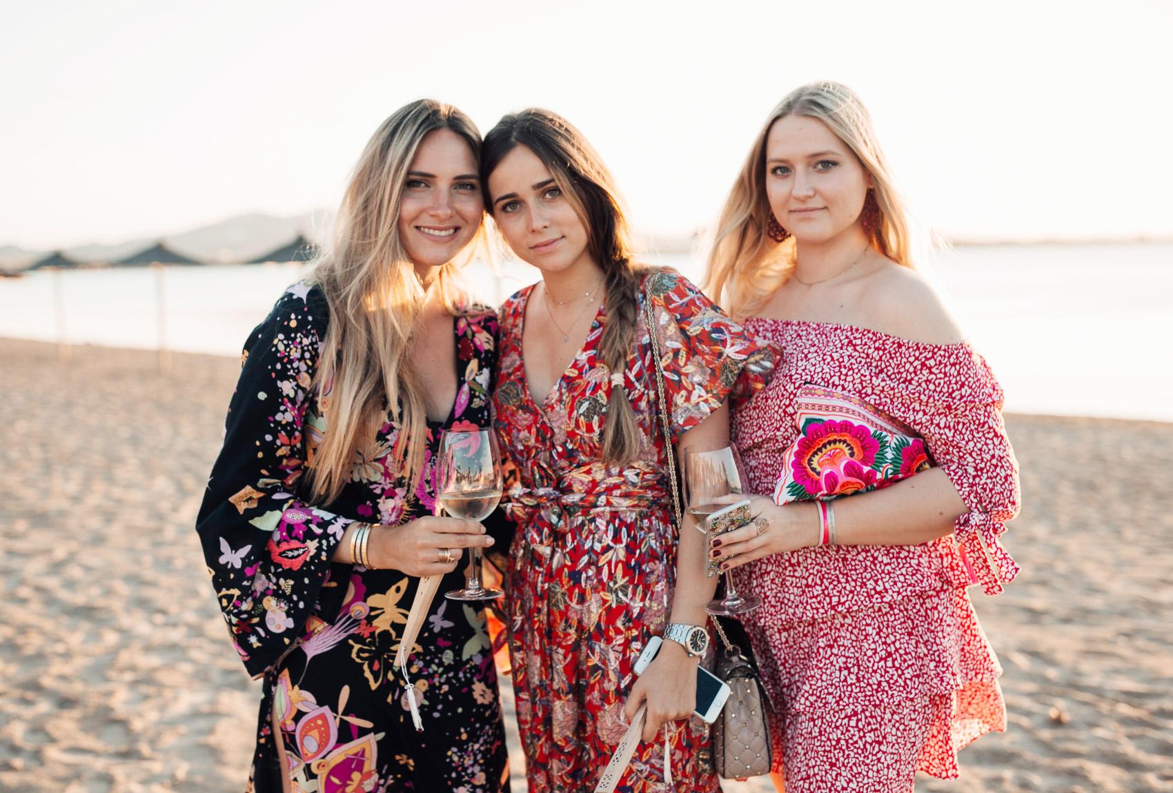 invitadas perfectas beach copas vestidos