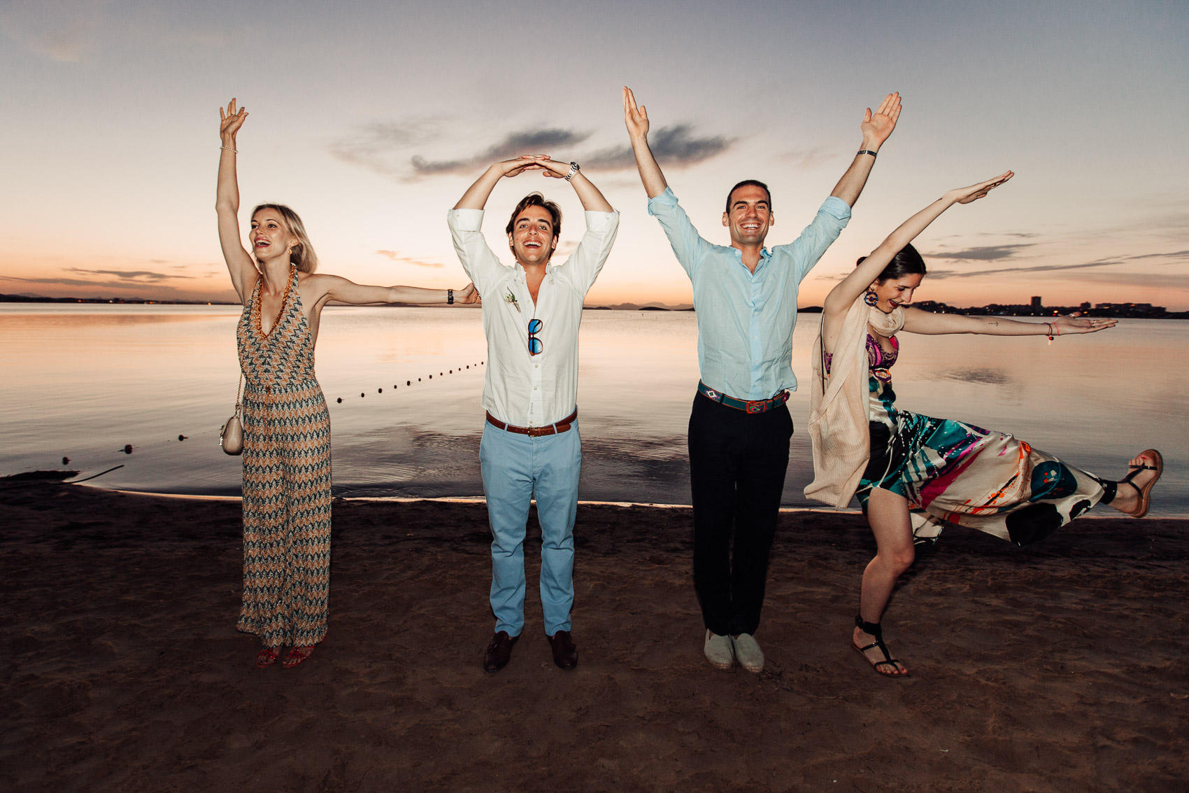 love amigos beach invitados cielo figuras photography