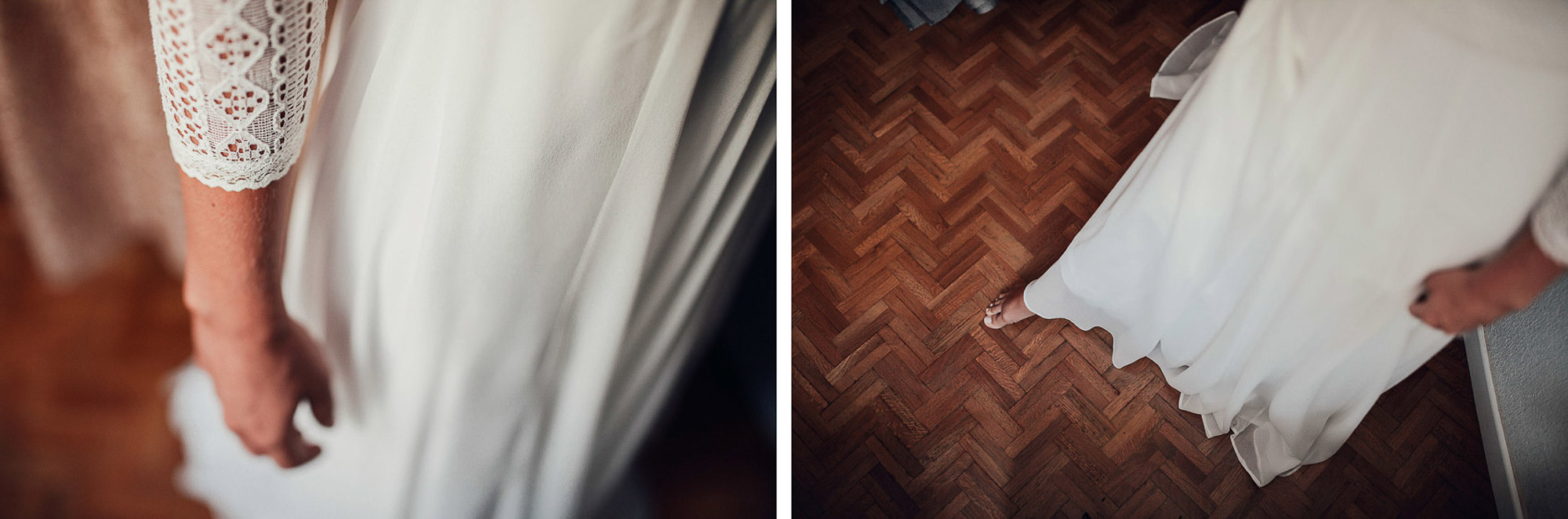 detalle novia wedding vestido blanco tul madera fotografia