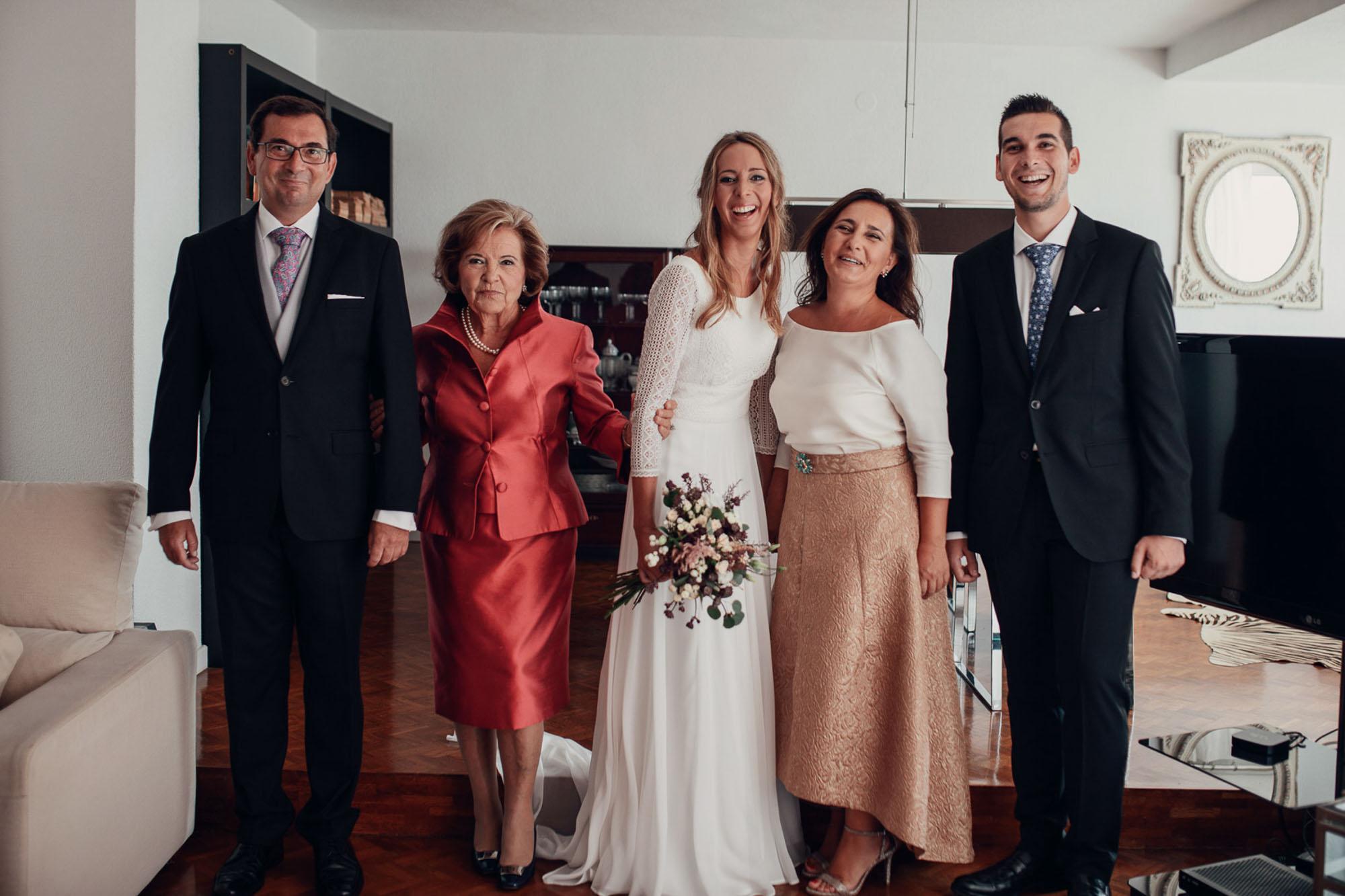 familia wedding casa ramo novia photography cabo de palos
