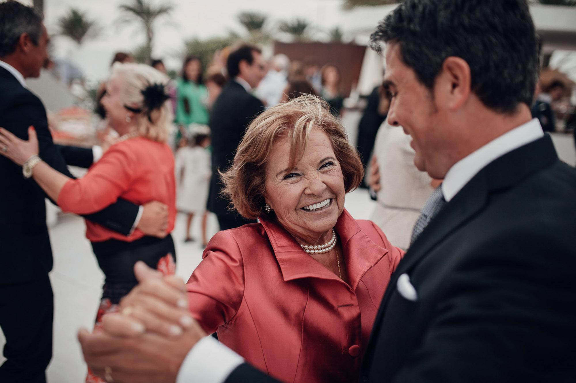 baile fiesta wedding Cabo de Palos playa fotografia